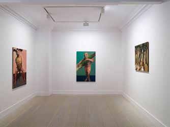 Exhibition view: Niyaz Najafov, Absorb, Adhere, Advance, Gazelli Art House London (21 April – 3 June 2017). Courtesy Gazelli Art House and the artist.