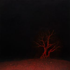 La lumière du feu by Li Donglu contemporary artwork