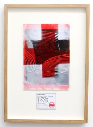 Jesenice Project 03 by Roman Uranjek contemporary artwork painting, works on paper, photography, print