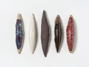 All My Colours by David Zink Yi contemporary artwork sculpture