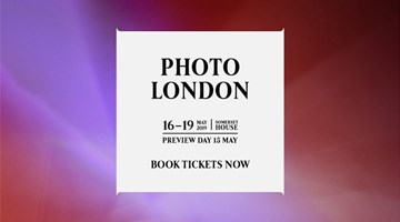 Contemporary art exhibition, Photo London 2019 at Christophe Guye Galerie, Zurich