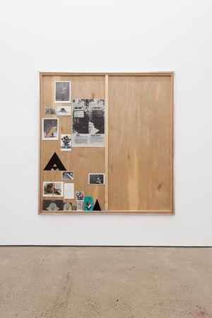 Asymmetry by Michael Wilkinson contemporary artwork