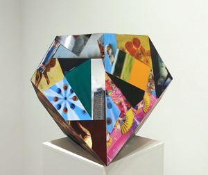 ZONES (Block) #2 by Teppei Kaneuji contemporary artwork