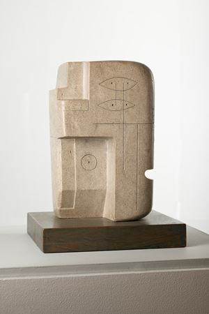 Square Form by Henry Moore contemporary artwork