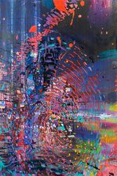 Contemporary art exhibition, Sarah Sze, Sarah Sze at Victoria Miro, Wharf Road, London, United Kingdom