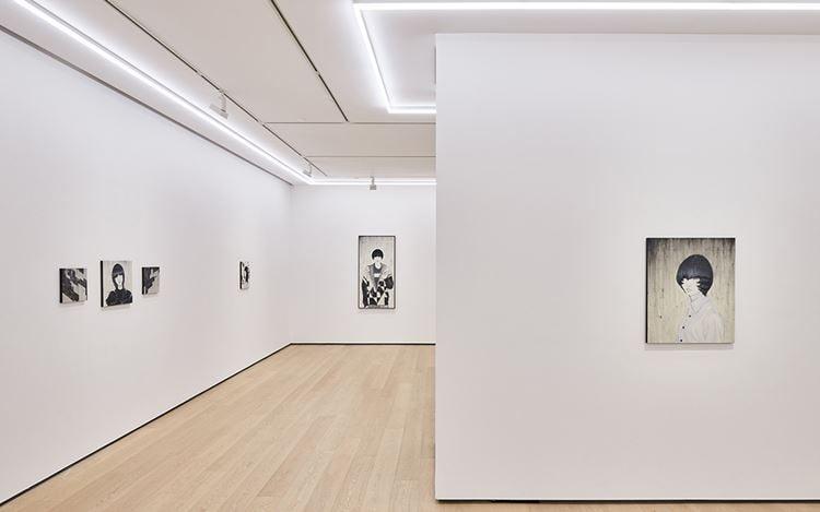 Exhibition view: Yu Kawashima, Ré-former, Whitestone Gallery, Hong Kong (12 December 2020–23 January 2021). CourtesyWhitestone Gallery.