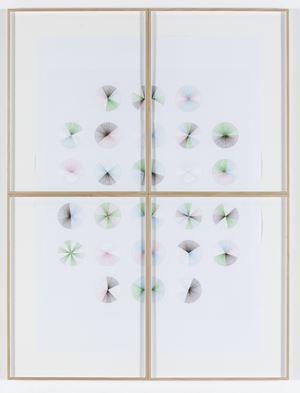 Alphabet 26 by Sahar Saâdaoui contemporary artwork