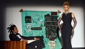 Tiffany Recruits Beyoncé, Jay-Z, and a Basquiat for Ad Campaign