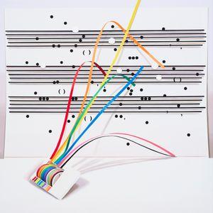 Rainbow Sound by Suyeon Kim contemporary artwork