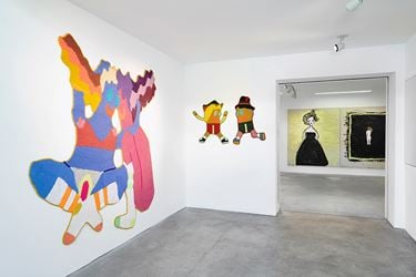Exhibition view: Group Exhibition,Girl Meets Girl, CHOI&LAGER Gallery, Cologne (22 March–28 April 2019). Courtesy CHOI&LAGER Gallery.
