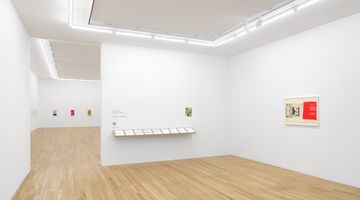 Contemporary art exhibition, Corita Kent, heroes and sheroes at Andrew Kreps Gallery, 22 Cortlandt Alley, USA