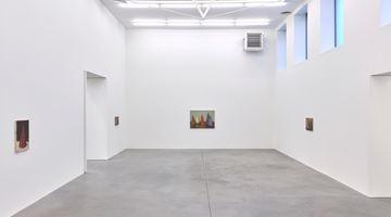 Contemporary art exhibition, Michaël Borremans, Coloured Cones at Zeno X Gallery, Antwerp