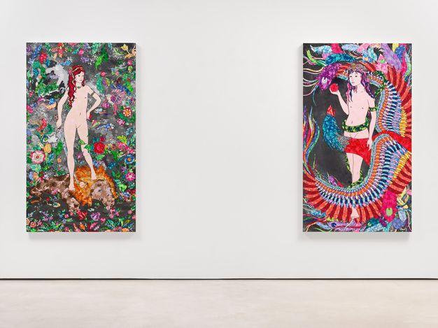 Exhibition view: Soraya Sharghi,Seven Labours, SETAREH,Düsseldorf (20 March–27 June 2020). CourtesySETAREH.