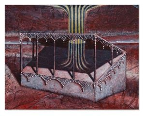 Event by Derek Cowie contemporary artwork