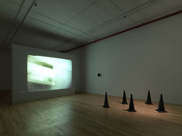 Exhibition view: Kevin Jerome Everson, Mansfield Deluxe, Andrew Kreps Gallery,Cortlandt Alley, New York (26 February–27 March 2021). Courtesy Andrew Kreps Gallery.