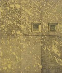 Two Windows by Sejin Kwon contemporary artwork painting, drawing