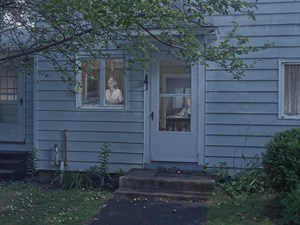 Woman at Kitchen Window by Gregory Crewdson contemporary artwork