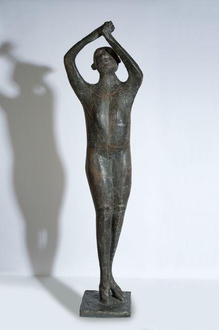 Dancer by Marino Marini contemporary artwork