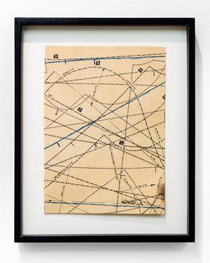 Poema Moldado # 2 by Paulo Bruscky contemporary artwork