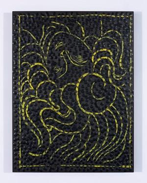 Untitled (MUWWH) by Daniel Boyd contemporary artwork