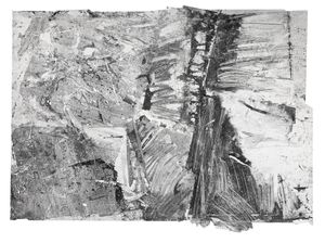 Displaced Surface A-002 by Zheng Chongbin contemporary artwork painting, works on paper, drawing
