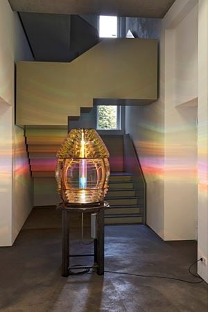 Your lost lighthouse by Olafur Eliasson contemporary artwork