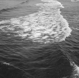 Wave, Sperlonga by Peter Hujar contemporary artwork photography