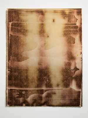 Mass - Raster #32 by Leigh Martin contemporary artwork