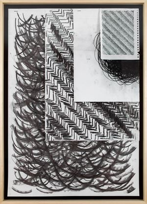 The way things grow I by Iñaki Chávarri contemporary artwork painting, works on paper, drawing