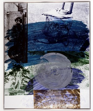 Stone Roll (Urban Bourbon) by Robert Rauschenberg contemporary artwork