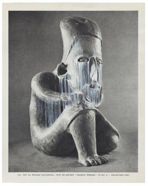 MUSÉE IMAGINAIRE, Plate 332 by Ann-Marie James contemporary artwork