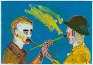 A Progressive Alliance by Carla Busuttil contemporary artwork