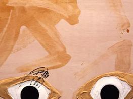 The tender brutishness of Antoni Tàpies