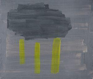 구름, 비 by Myungmi Lee contemporary artwork
