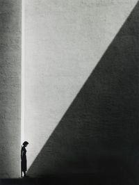 'Approaching Shadow', Hong Kong by Fan Ho contemporary artwork photography