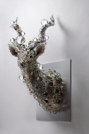 PixCell-Greater Kudu #2 by Kohei Nawa contemporary artwork