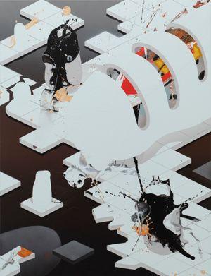 St by José Castiella contemporary artwork