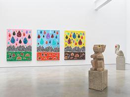 Olaf Breuning: RAIN 2020-21 Exhibition