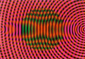 Sonic Fragment No. 54 by John Aslanidis contemporary artwork