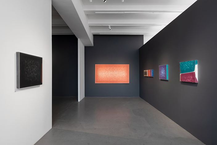 Exhibition view:Sang Huoyao, Affective-Imagoism: Artworks by Sang Huoyao,Asia Art Center, Beijing (26 December 2020–7 March 2021). CourtesyAsia Art Center.