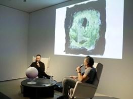 Talk Daniel Arsham & Paul Ardenne