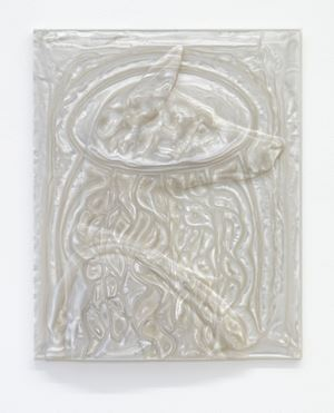 Hermanubis Relief by Oliver Laric contemporary artwork