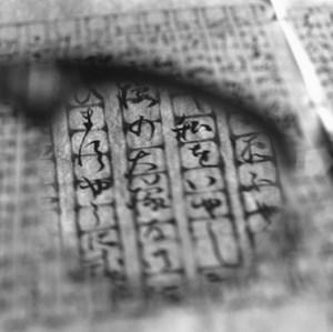 Tanizaki's Glasses - Viewing a letter to Matsuko by Tomoko Yoneda contemporary artwork
