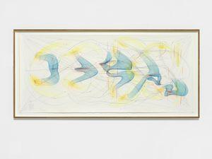 Opus 119, Nr. 3 by Jorinde Voigt contemporary artwork