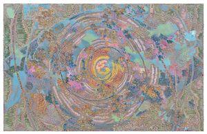 Heavenly Eyes No.25 by Jiang Miao contemporary artwork