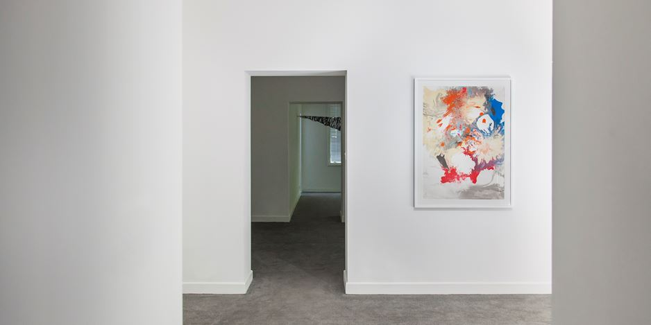 Exhibition view: Feng Chen, Capsule Shanghai (20 May–6 August 2017). Courtesy Capsule Shanghai.