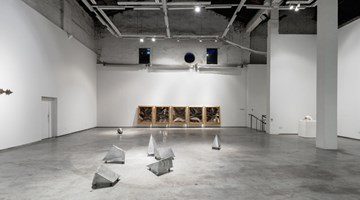 Contemporary art exhibition, Group Exhibition, Metal Matters: Reflection to Oxidation at ShanghART, Shanghai