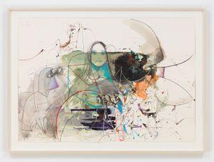 Appearances by George Condo contemporary artwork