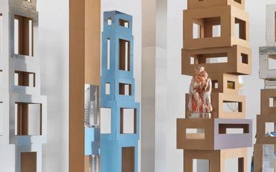 Contemporary art exhibition, Isa Genzken, Isa Genzken at David Zwirner, Hong Kong, SAR, China