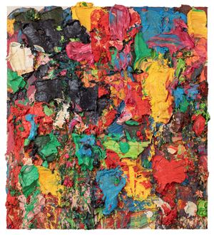 The Power of King Xiang by Zhu Jinshi contemporary artwork